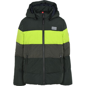 LEGO wear Lwjipe 705 Jacket Kids dark green